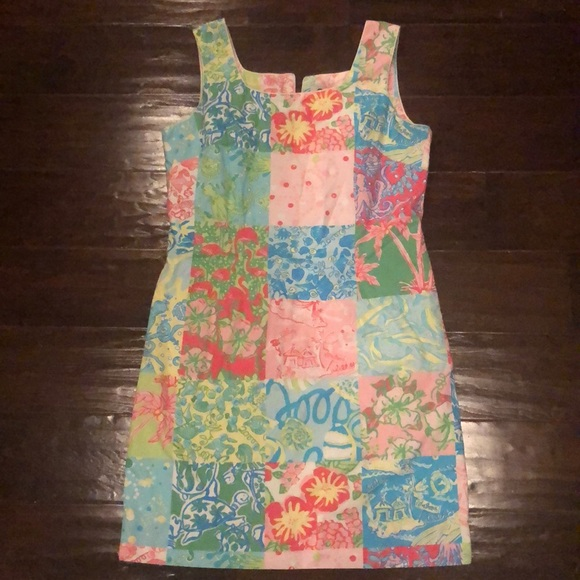 Lilly Pulitzer Dresses & Skirts - Vintage LILLY PULITZER SHIFT